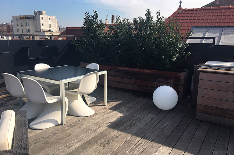 terrasse Bois-Colombes
